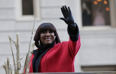 Patti Labelle at 91st Macy's Thanksgiving Day Parade