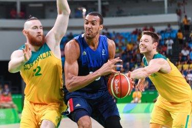 Basketball at the 2016 Summer Olympics in Rio de Janeiro