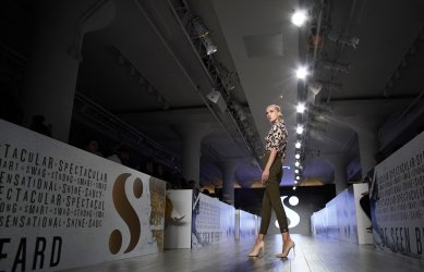 Serena by Serena Williams fashion show at NYFW