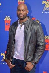 Shad Gaspard attends the MTV Movie & TV Awards in Santa Monica, California