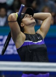 Bianca Andreescu of Canada wins at the US Open