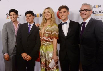 Honorees attends annual GLSEN Respect Awards in Beverly Hills