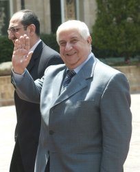 ARAB FOREIGN MINISTERS MEET IN BEIRUT TO DISCUSS DRAFT U.N. RESOLUTION