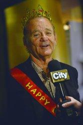 Bill Murray attends 'St. Vincent' world premiere at the Toronto International Film Festival