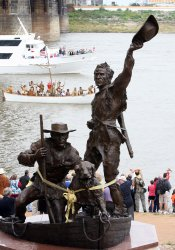 LEWIS AND CLARK JOURNEY ENDS