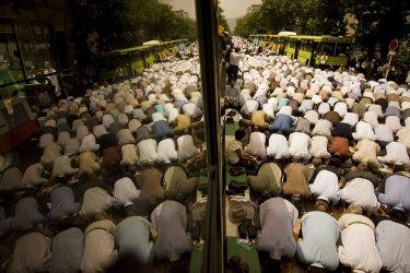 Iran's Supreme Leader Speaks at Friday Prayers in Tehran