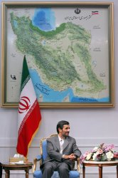 Iran's President Mahmoud Ahmadinejad meets world leaders in Tehran