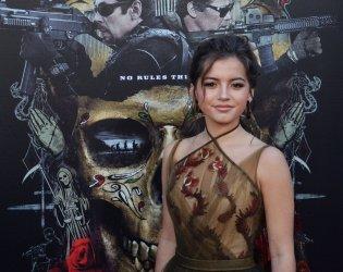 "Isabela Moner attends the ""Sicario: Day of the Soldado"" premiere in Los Angeles"
