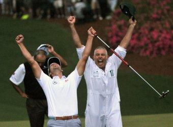 Australian Adam Scott wins 2013 Masters in Augusta, Georgia