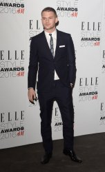 "Jeremy Irvine attends the ""Elle Style Awards 2016"" in London"