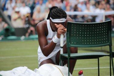 Venus Williams Loses to Gauff at Wimbledon