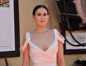 """Rumer Willis attends the """"Once Upon A Time... In Hollywood"""" premiere in Los Angeles"""
