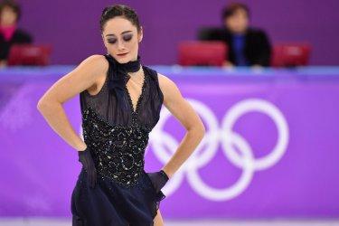 Ladies Single Skating Short Program at the Pyeongchang 2018 Winter Olympics