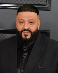 DJ Khaled arrives for the 62nd annual Grammy Awards in Los Angeles