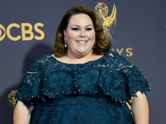 Chrissy Metz attends the 69th annual Primetime Emmy Awards in Los Angeles