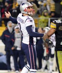 Patriots Stephen Gostkowski Makes 46 Yard Field Goal