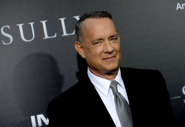 Tom Hanks arrives at the 'Sully' New York Premiere