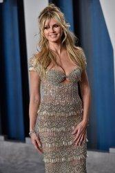 Heidi Klum attends Vanity Fair Oscar party 2020