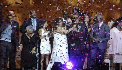 Oprah finale in Chicago