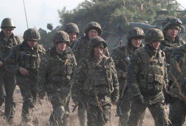 Ukrainian Military Exercises in Ukraine