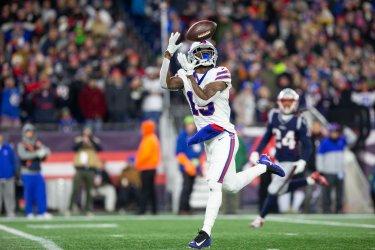 Bills Brown touchdown against Patriots