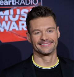 Host Ryan Seacrest attends the iHeartRadio Music Awards in Inglewood, California
