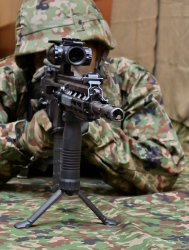 Japan's Ground Self-Defense Force updates Assault Rifle and pistol