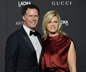 Will Ferrell and Viveca Paulin attend the eighth annual LACMA Art+Film gala in Los Angeles