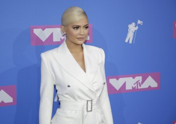 Kylie Jenner at the MTV Video Music Awards in New York