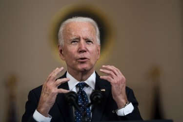 President Biden and VP Harris Speak on the Derek Chauvin Verdic