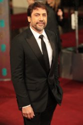 Javier Bardem arrives at the Baftas Awards Ceremony