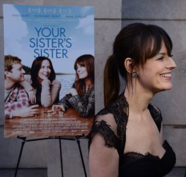 "Rosemarie DeWitt attends the ""Your Sister's Sister"" premiere in Los Angeles"