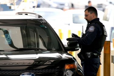 Secretary Kelly meets with government officials at San Ysidro Port of Entry
