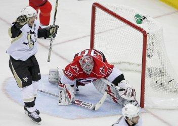 NHL Playoffs Pittsburgh Penguins vs Carolina Hurricanes in Raleigh, N.C.