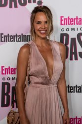 Arielle Kebbel attends Entertainment Weekly's Comic-Con celebration party in San Diego, California