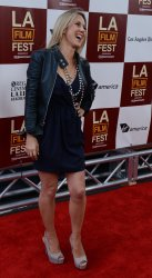 """Liz Phair attends the """"People Like Us"""" premiere in Los Angeles"""