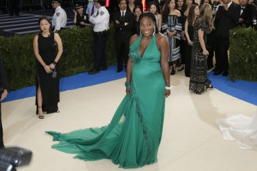 Serena Williams at the Met Costume Benefit