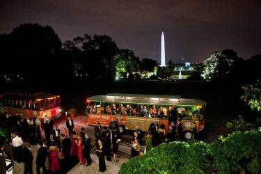 State Dinner for President Felipe Calderon of Mexico in Washington