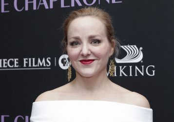 Geneva Carr at 'The Chaperone' New York Premiere