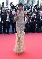 Maria Borges attends the Cannes Film Festival