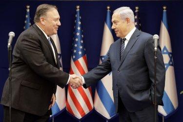 U.S. Secretary of STate Pompeo Visits Israel
