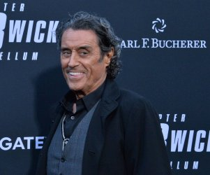 """Ian McShane attends the """"John Wick: Chapter 3 - Parabellum"""" screening in Los Angeles"""