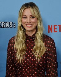 """Kaley Cuoco attends """"Between Two Ferns"""" premiere in Los Angeles"""