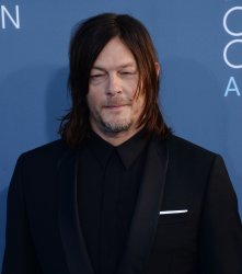 Norman Reedus attends the Critics' Choice Awards in Santa Monica