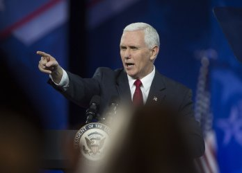 Vice President Mike Pence speaks at CPAC 2017