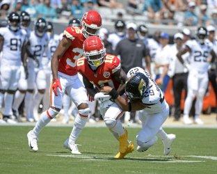 Chiefs defeat the Jaguars