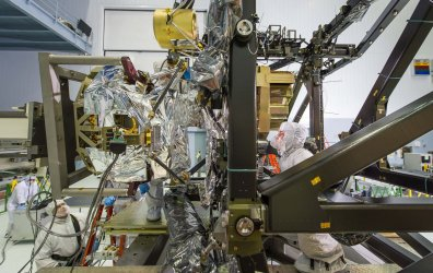 Key Science Instrument Installed into Webb Structure