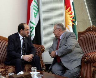 Iraqi PM visits Kurdish region of northern Iraq