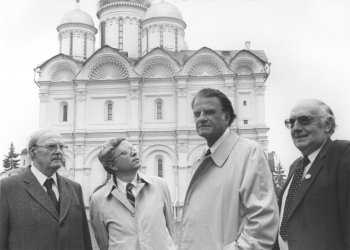Series: Rev. Billy Graham on a tour of the Soviet Union