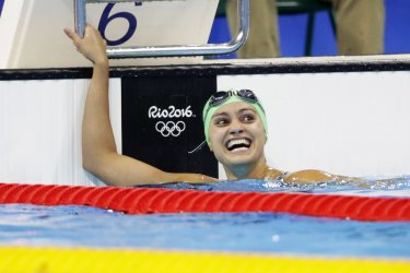 Women's 50M Freestyle heats at Rio 2016 Olympics